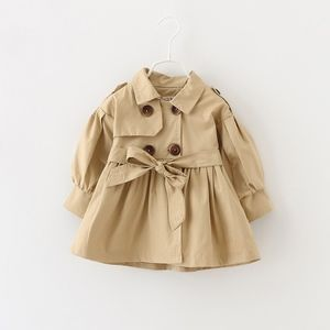 Sovereign Beautee Jackets & Coats - Toddler- Fancy Trench